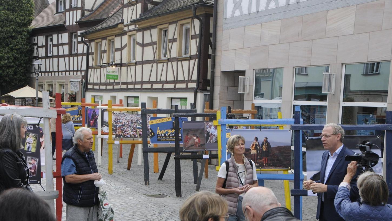 Vernissage zur Fotoausstellung
