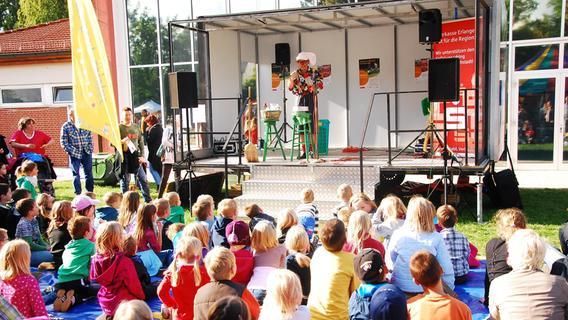 Mobile Bühne des KJR kommt zu den Jugendlichen