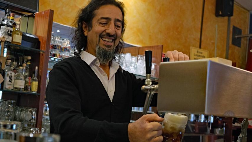 Ali Akar ist der Inhaber der