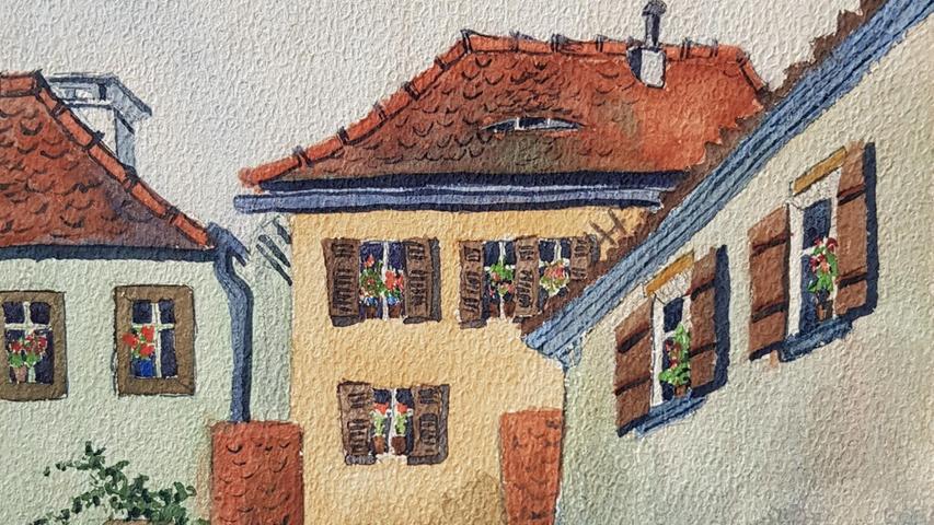 Ab 1917 Studium an der Kunstgewerbeschule Nürnberg (Graphik und Buchschmuck); 1918 Wehrdienst bis Kriegsende; ab 1922 Studium an der Hochschule für bildende Künste Berlin (Malerei); ab 1927 freischaffender Künstler mit Atelier im Gelben Schloss in Heroldsberg; 1932 Albrecht-Dürer-Preis der Stadt Nürnberg.