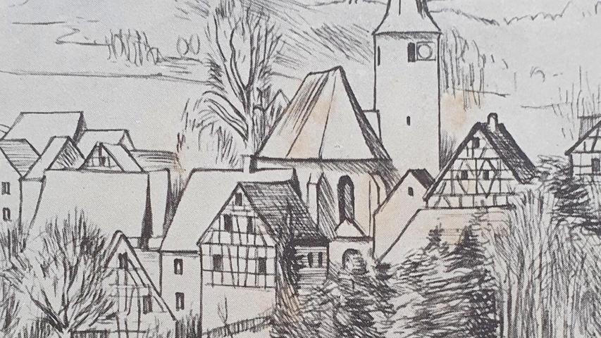 Fritz Griebel und die Fränkische Schweiz;  Sankt Helena;   Fotos: Udo Güldner;  Datum: 16.09.2021