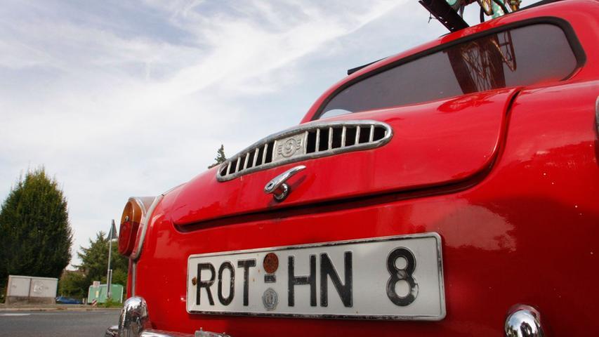 In Rothenburg ob der Tauber feierte ROT sein Comeback.