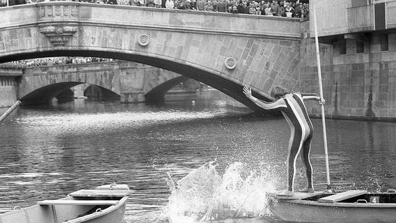 20. September 1971: Nürnberger entdeckten das Feiern