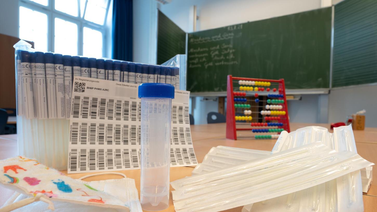 Die PCR-Pooltests an sich bewerten viele Schulleiter als gut, an der Umsetzung hapert es noch.