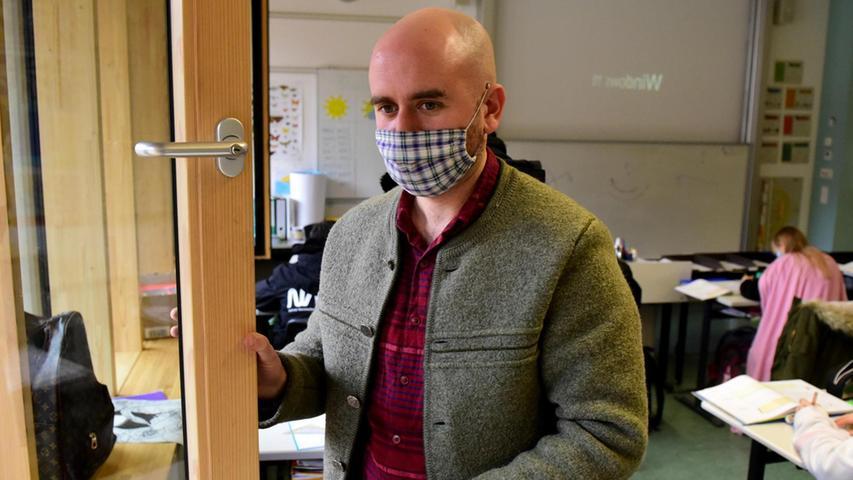Luftfilter: Zirndorfs Bürgermeister beklagt