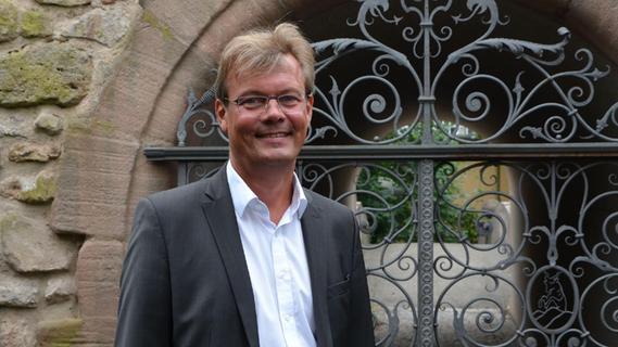 Endlich ein CSU-Kandidat: Hans-Günter Kraetsch will ins Rother Rathaus