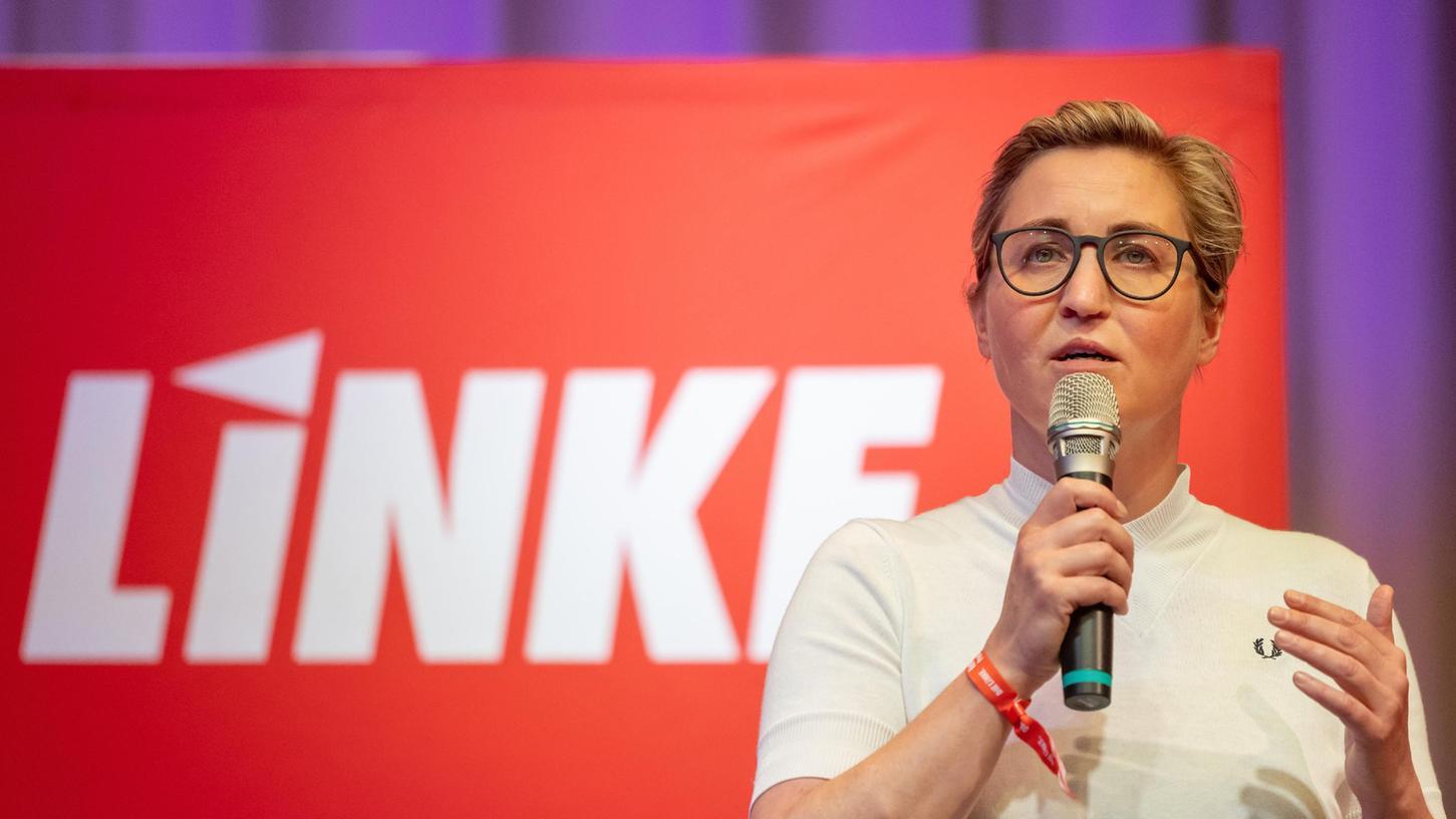 Die Bundesvorsitzende der Linken, Susanne Hennig-Wellsow, hat sich dafür ausgesprochen, im Falle einer rot-grün-roten Bundesregierung in den ersten 100 Tagen die Hartz-IV-Sätze um 100 Euro anzuheben.