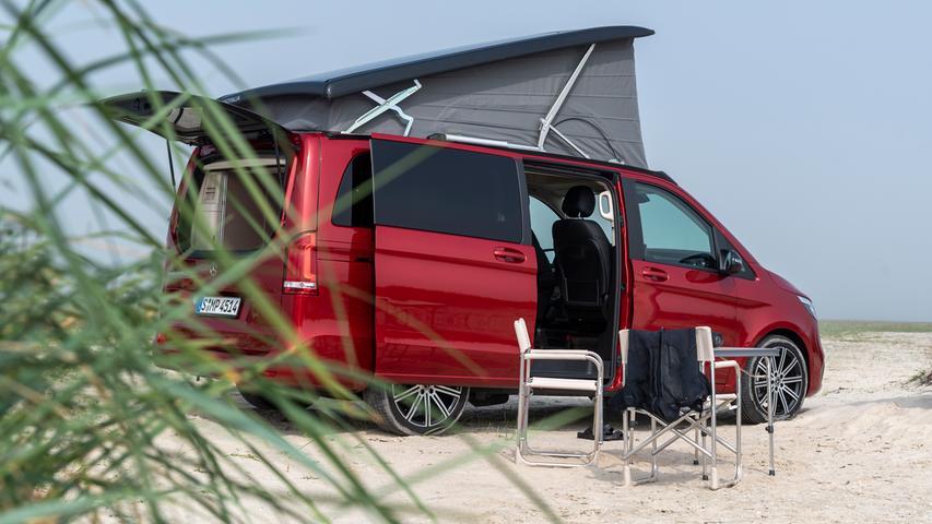 Basismodell der Marco-Polo-Reihe ist der auf dem Nutzfahrzeug