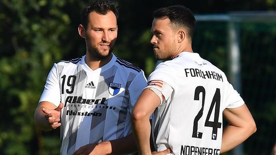 SpVgg Jahn Forchheim vergibt den Dreier im Aufstiegskampf
