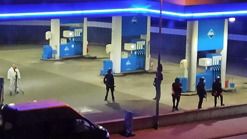 Tankstellen-Kassierer erschossen: Mutmaßlicher Täter festgenommen