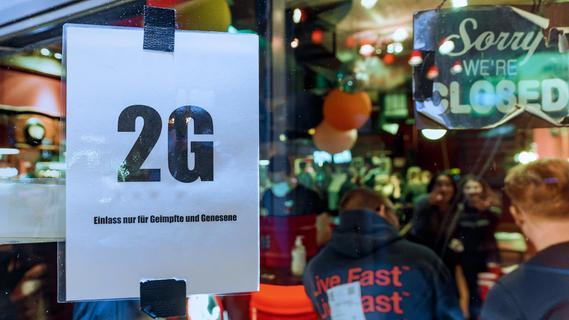 Mehrheit für 2G-Regeln für Gastronomie und Veranstaltungen