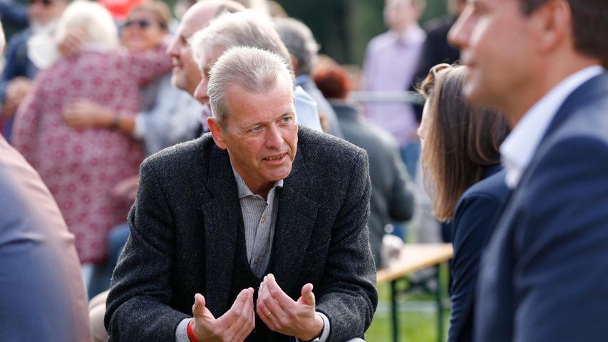 Mit Alt-OB Maly: SPD-Kanzlerkandidat Scholz kämpft in Nürnberg um letzte Wählerstimmen