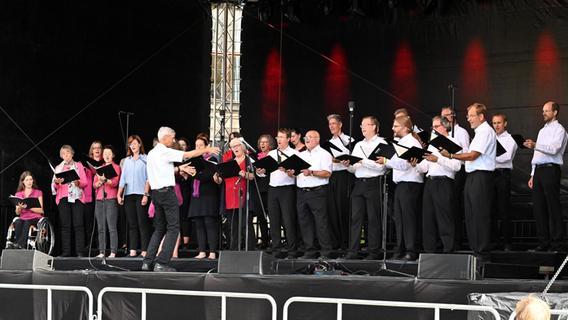 Einiges los beim Spätsommer-Festival in Erlangen