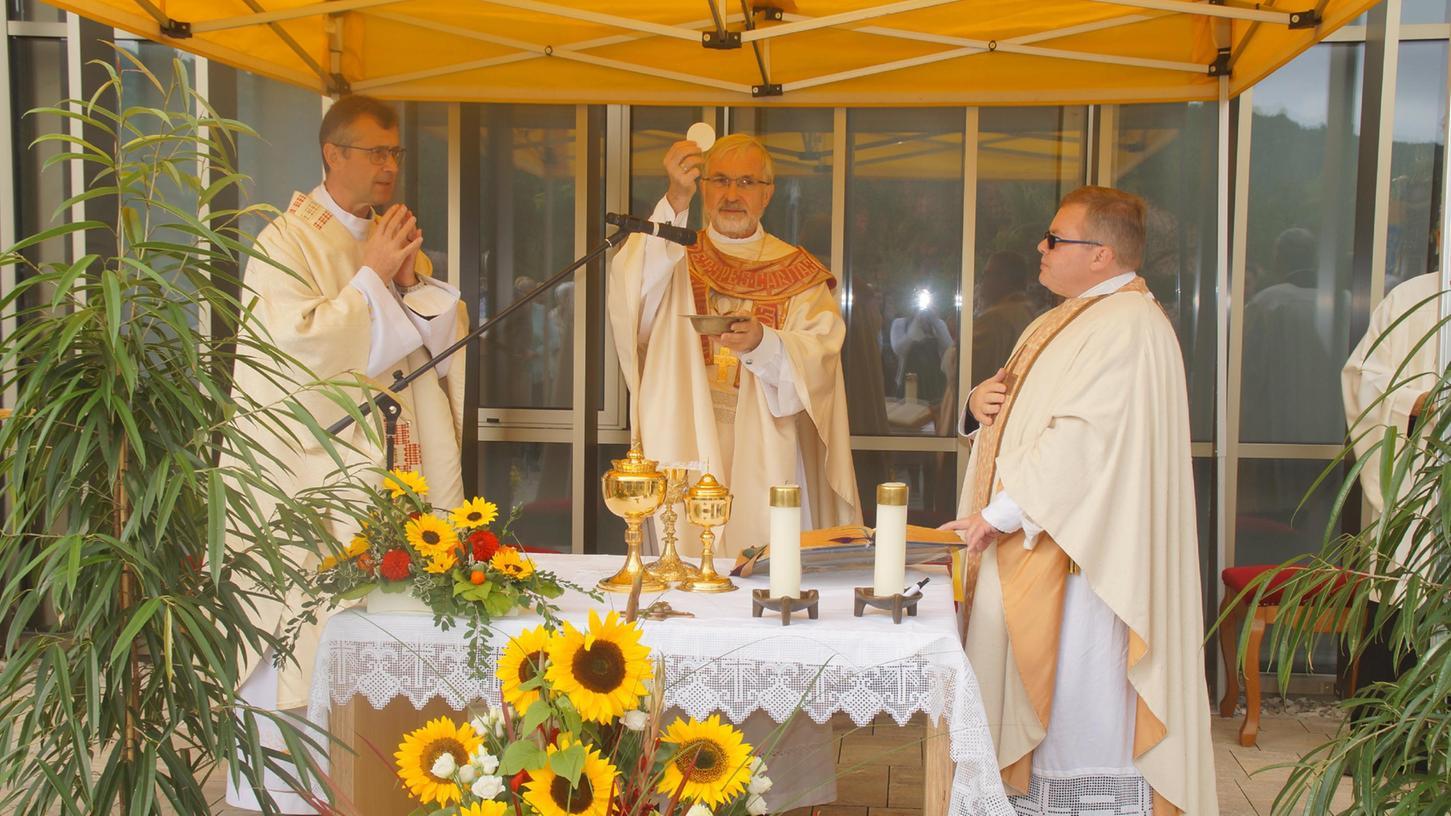 Pilsacher Pfarrei feiert: