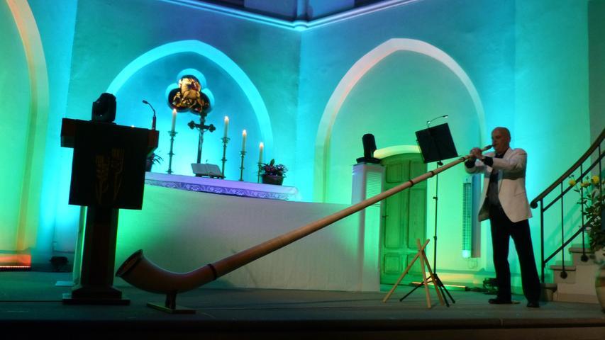 Nacht der offenen Kirchen taucht Forchheimer Gotteshäuser in besonderes Licht