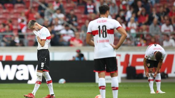 Blitz-Start, Rot und Wirtz: Leverkusen gewinnt in Stuttgart