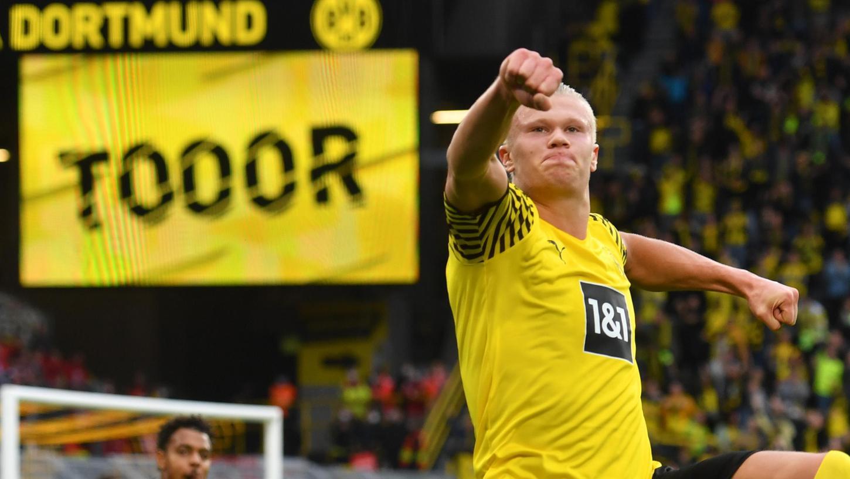 Zeigte einmal mehr, was für eine Klasse er hat: BVB-Star Erling Haaland.