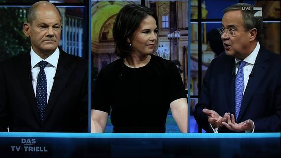 Wahl-Ticker: Live! Nach letztem TV-Triell - Umfrage kürt eindeutigen Sieger
