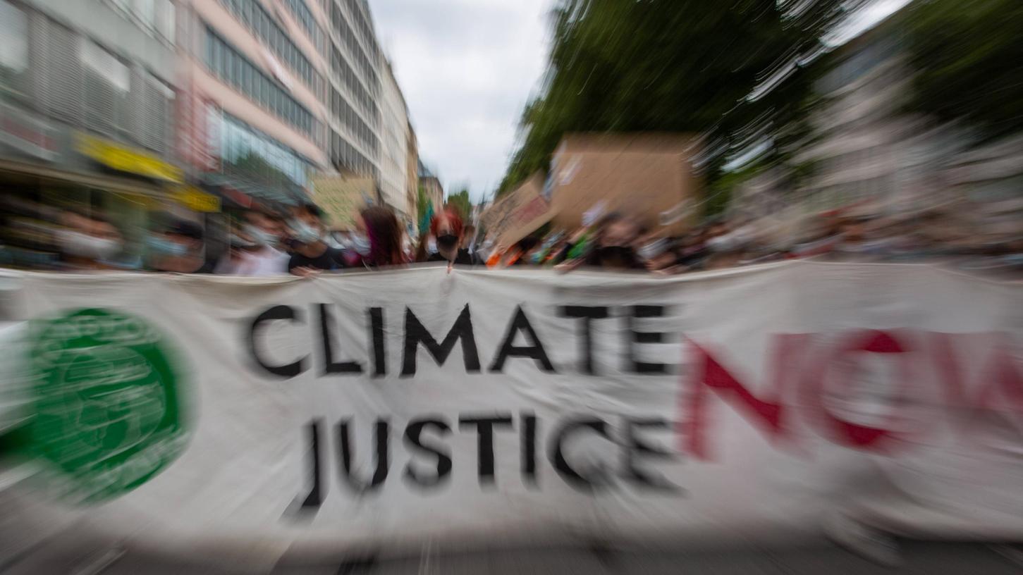 Zwei Tage vor der Bundestagswahl findet der 8. Globale Klimastreik statt. Mit vielen Veranstaltungen in der Region.