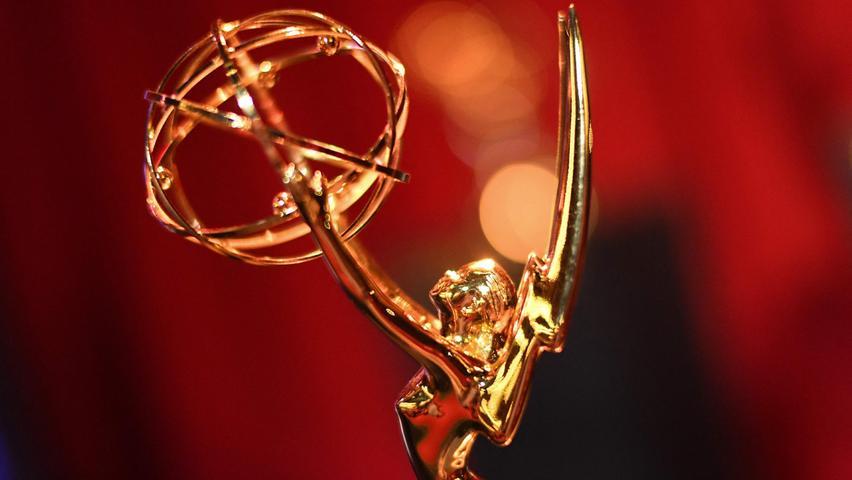 Begehrter Preis für Filmschaffende: Die Emmy.