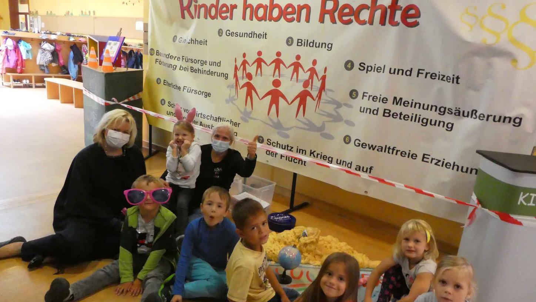 Weltkindertag in Diespecker Tagesstätte