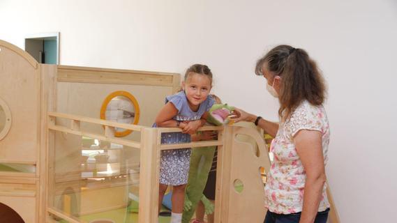 Sogar mit einem Kinder-Restaurant: Neue Kita in Wimmelbach öffnet