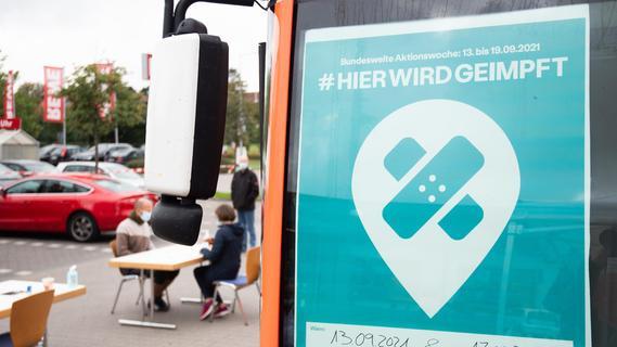 #Hierwirdgeimpft: Bilanz der Aktionswoche fällt in Erlangen-Höchstadt eher mau aus
