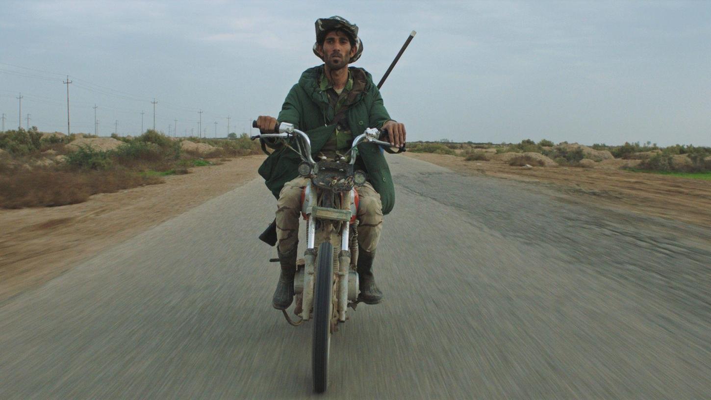 Bei den Kurden unterwegs: Szene aus dem Film