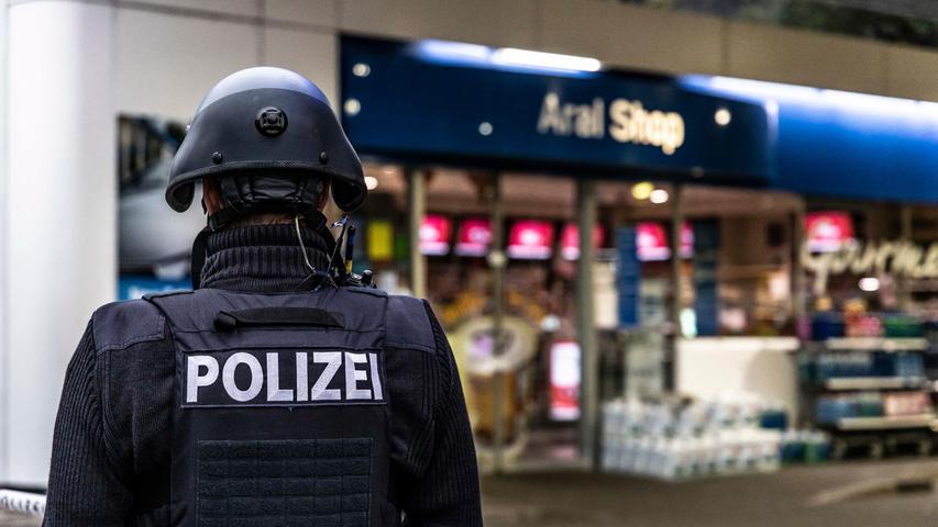 Tankstellen-Kassierer wegen Hinweises auf Maskenpflicht erschossen