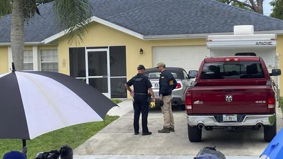 Vermisste Gabby Petito: Polizei durchsucht Elternhaus ihres verschwundenen Freundes