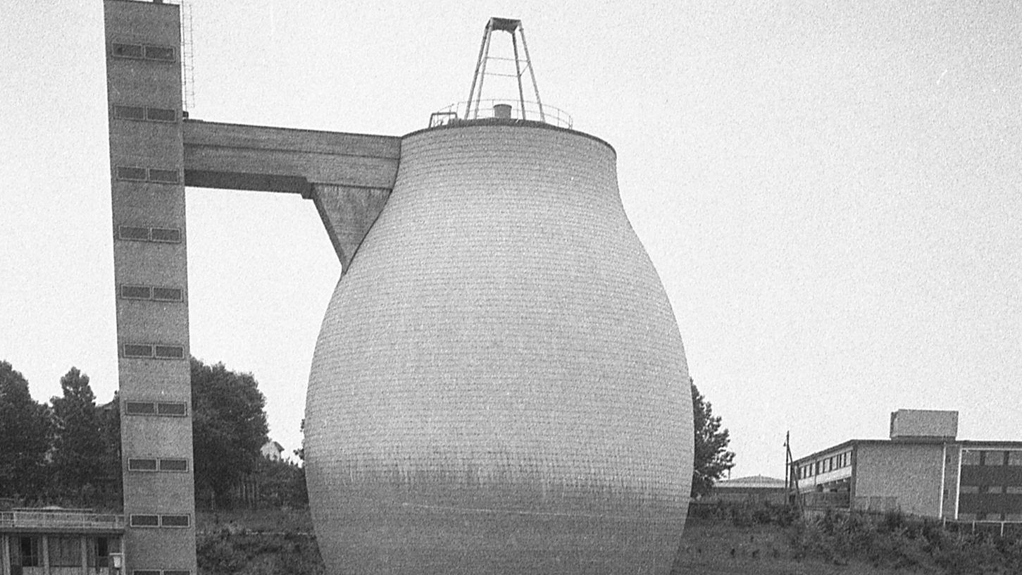 Gegen Gewässerverschmutzung: Nürnbergs Kläranlage. Ihre Leistung reicht nicht aus.