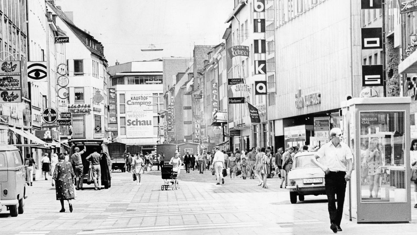 """Genau umgekehrt wie in München wird das Image der Stadt Nürnberg beurteilt. Das Traditionsgebundene, die Arbeitsamkeit der Bevölkerung wird am höchsten bewertet, die Weltoffenheit und der Freizeitwert am geringsten. Dr. Doni: """"Wir müssen versuchen, bei unseren Planungen hier einen Wandel zu schaffen."""""""