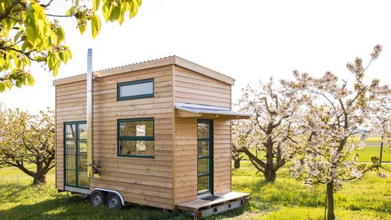 Siedlung aus Minihäusern bei Schallershof geplant