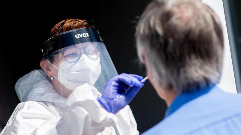 Die Sieben-Tage-Inzidenz war in der Pandemie bisher Grundlage für viele Corona-Einschränkungen.
