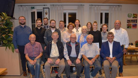 TSV Pavelsbach:  Anbau schreitet voran