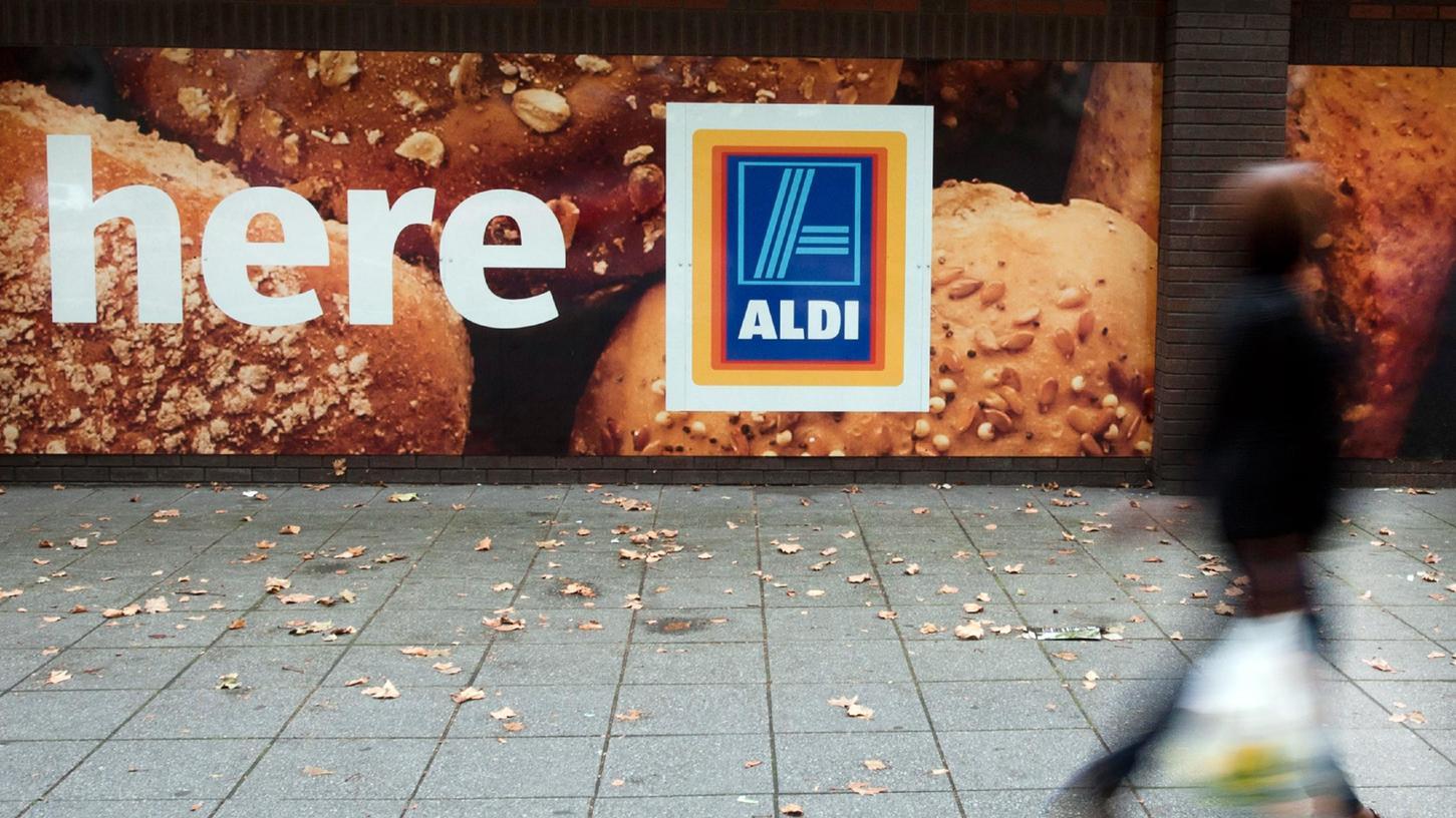 Aldi testet in London einen Supermarkt ohne Kasse nach dem Vorbild von Amazon Go.