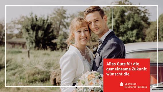 Die frisch vermählten Paare aus dem Landkreis Neumarkt