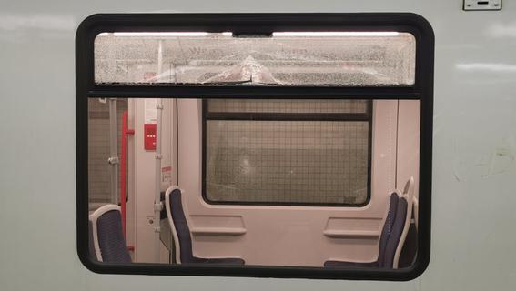 Hammerwurf in Nürnberger U-Bahn: So hat ein Augenzeuge die Tat erlebt