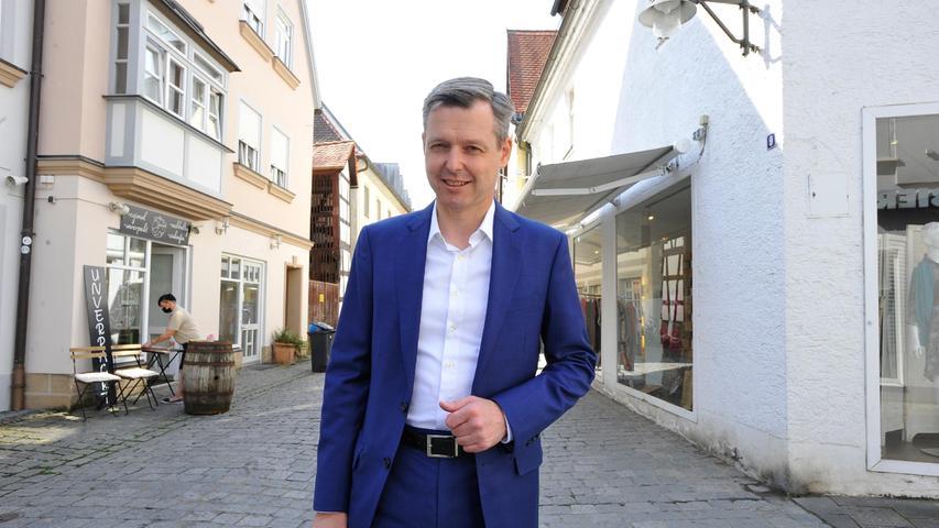 Thomas Silberhorn (CSU) sitzt seit 2002 per Direktmandat für den Wahlkreis Bamberg im Bundestag. Er gehört ihm auch in den kommenden vier Jahren an.
