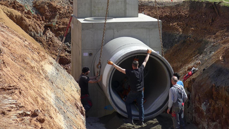Gunzenhausen: Bürger müssen für Abwassermaßnahmen viel Geld zahlen