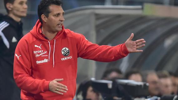 Ex-Club-Trainer übernimmt in Sandhausen