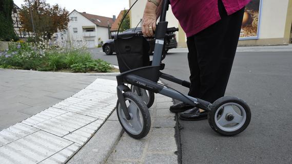 Stolperfallen in Forchheim sorgen für Ärger