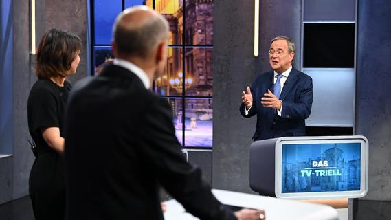 Alle Infos: Kanzlerkandidaten und Söder treffen heute im TV aufeinander