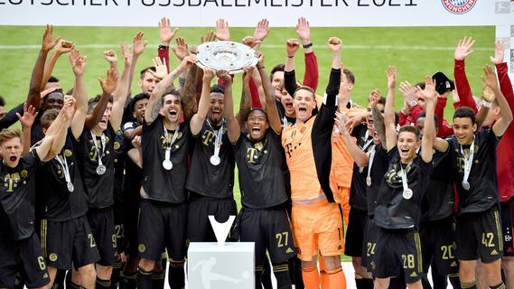 Heute Gastspiel in Fürth: Der FC Bayern bewegt sich in einer anderen Dimension
