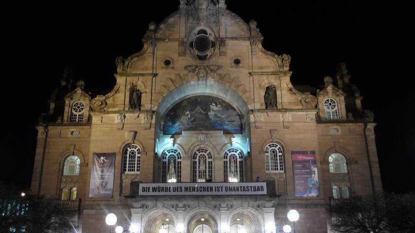 Was bei der Generalsanierung des Opernhaus Nürnberg auf keinen Fall passieren darf
