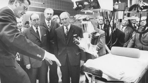26. September 1971: Das erste Hochhaus für Kranke