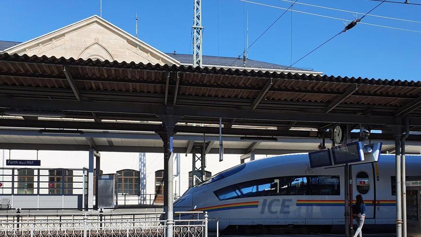 Bald Fernverkehr? Bahn-Konkurrenz Flixtrain peilt Fürth an