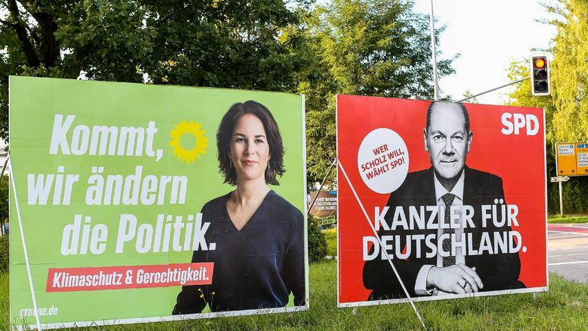 Zeit der Volksparteien vorbei? Deutschland hat die Wahl