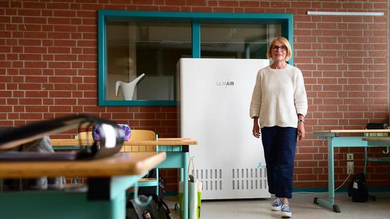 Bei den Luftfiltern für die Schulen im Landkreis Forchheim gibt es Lieferengpässe