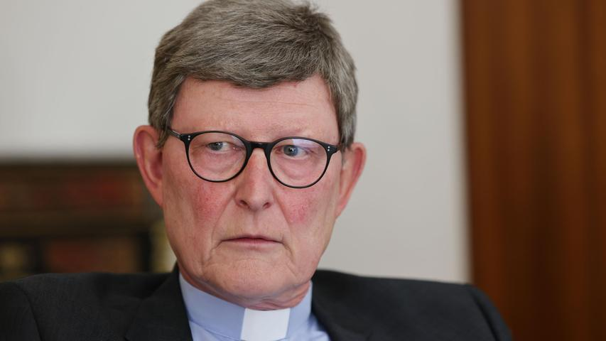 Papst verkündet: Kardinal Woelki bleibt im Amt - aber mehrmonatige Auszeit